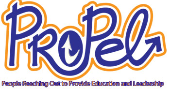 Propel - People Reaching Out to Provide Education and Leadership